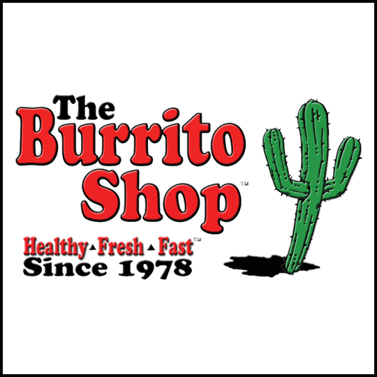 The Burrito Shop Logo