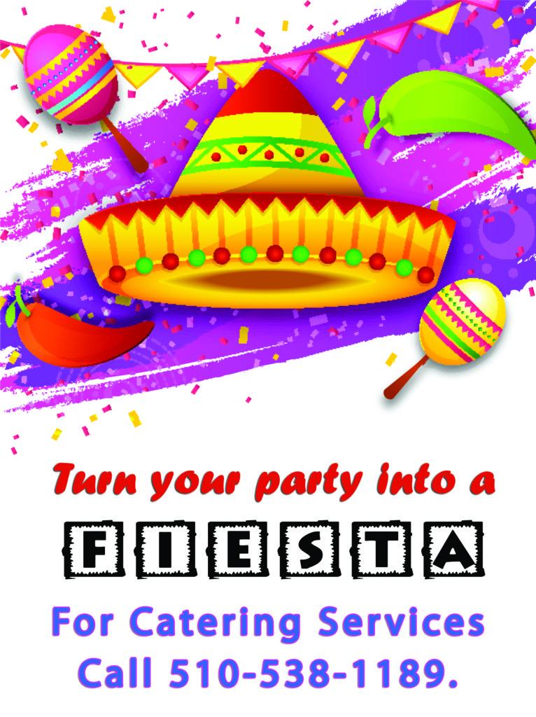 Catering Fiesta